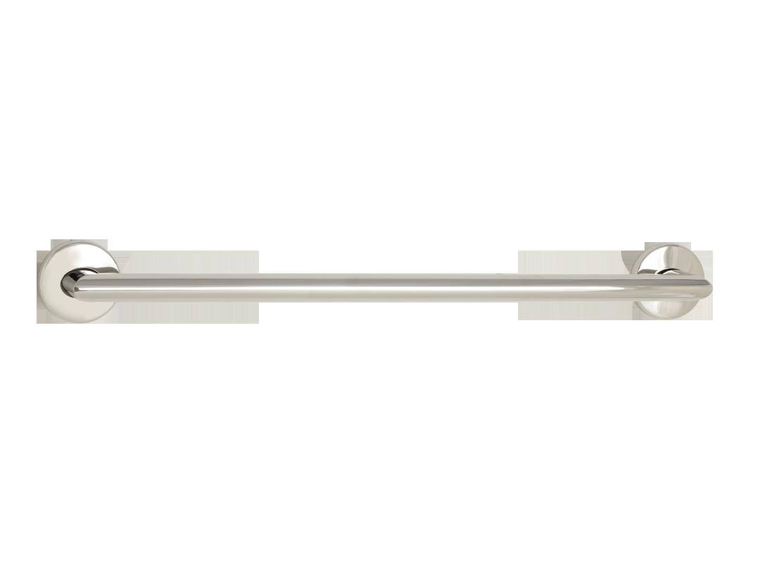 Premium hotel bath oval grab bars seachrome coronado for Bathroom accessories png